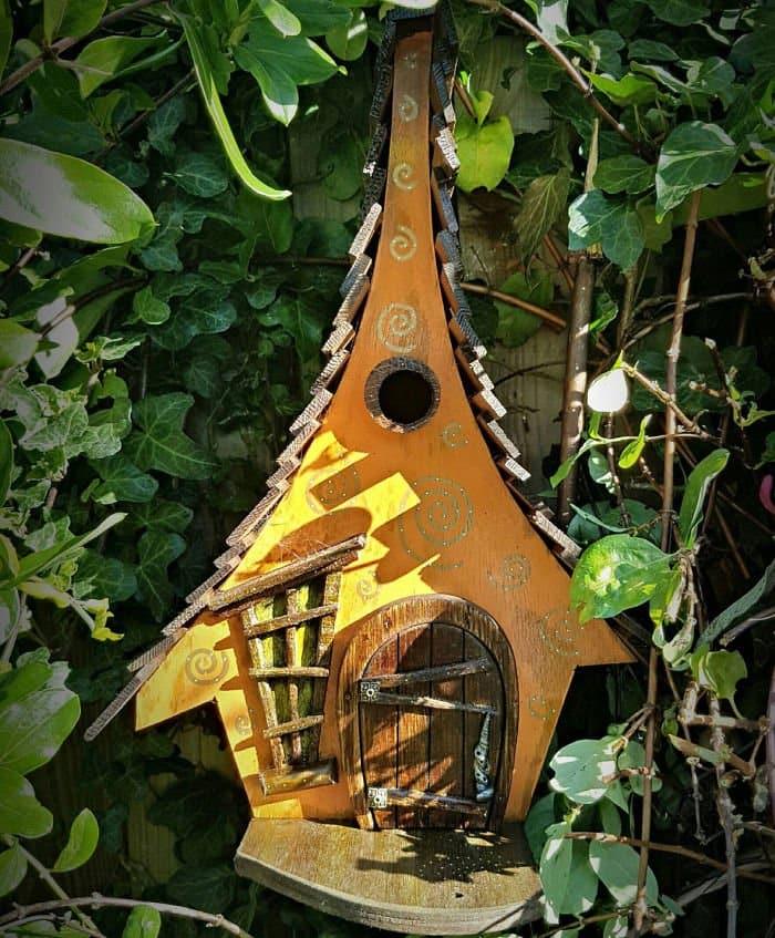 rumplestilktskin fairy tale bird houses