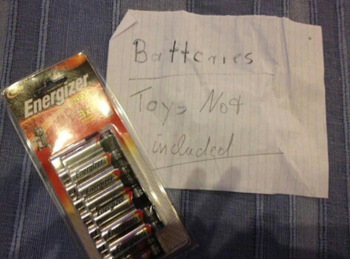 sibling pranks batteries toys not included