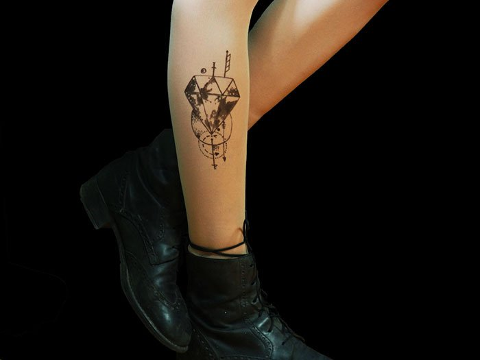 tattoo-tights occult nu goth