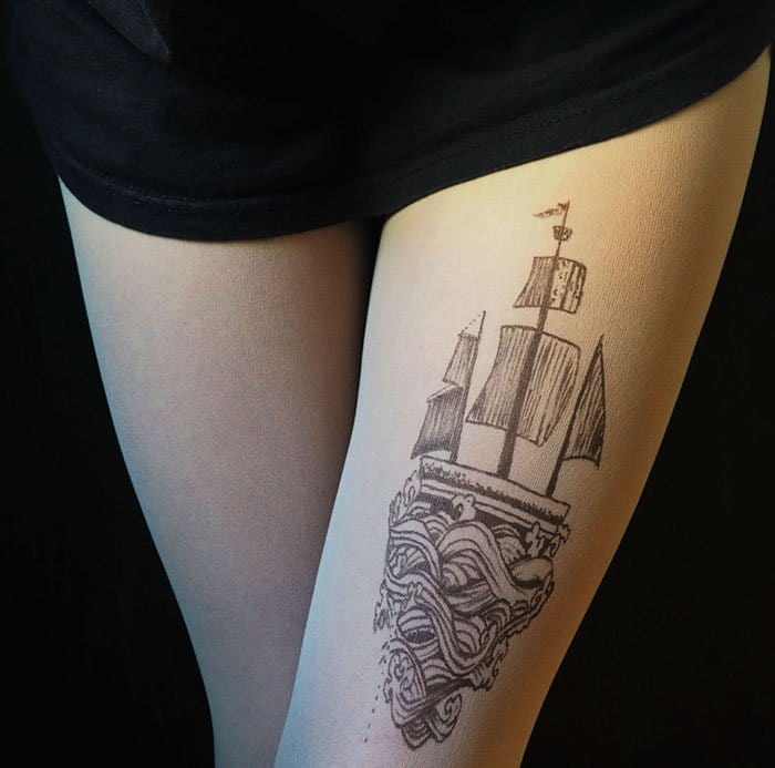 tattoo-tights ship