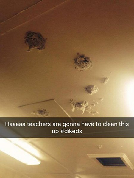 tissue-on-ceiling-year-10-snapchats