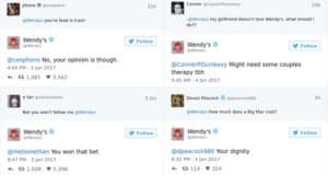 wendys-roasting-people-twitter