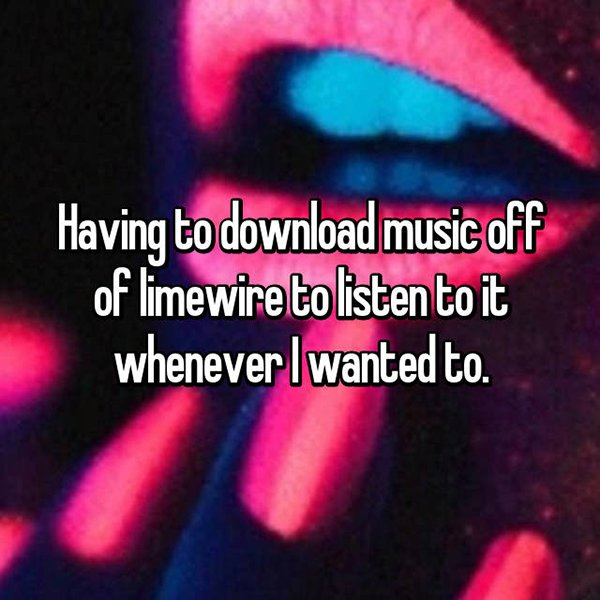 Inconveniences From The Past downloading off of limewire