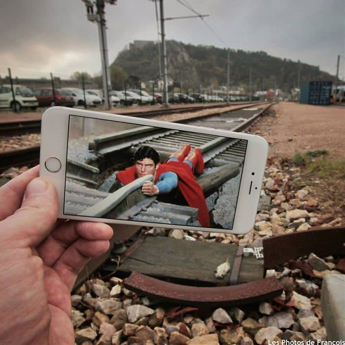 Movie Scenes In Real Life superman