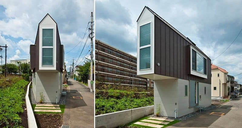 Narrow House Japan
