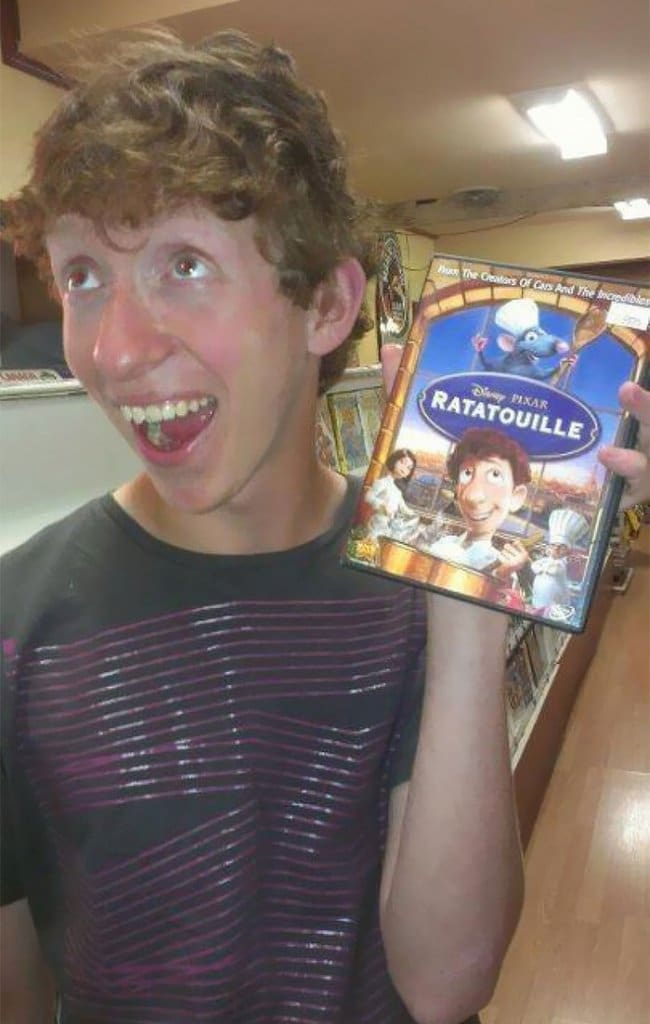 Real Life Cartoon Characters alfredo linguini ratatouille