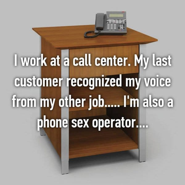 love phone operator confessions
