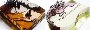 chocolate-worlds-mirror-glaze-cakes