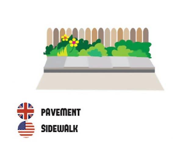 differences-us-british-english-pavement sidewalk