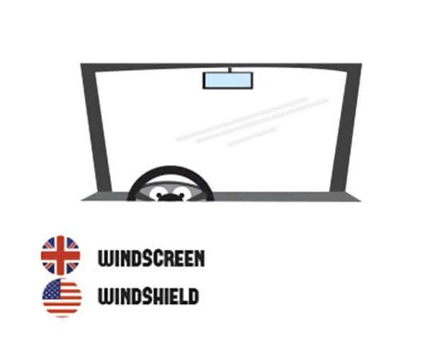 differences-us-british-english-windscreen shield