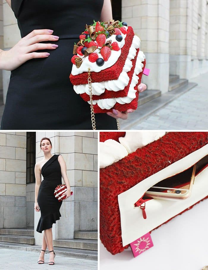 food-bags-bags-rommydebommy-red velvet cake purse