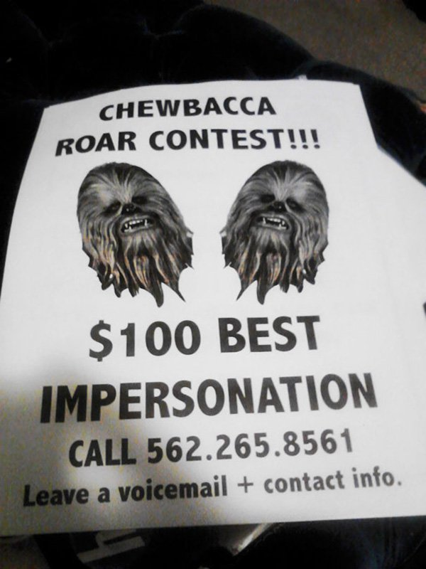 funny-couples best impersonation flyers