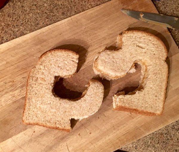 funny-couples sandwhich cut in half joke