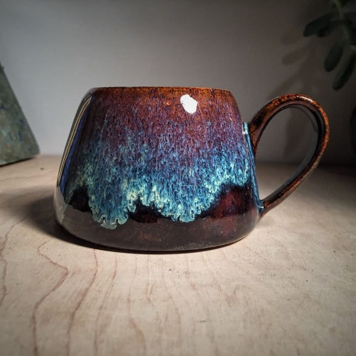 galaxy-inspired-ceramics coffee mug