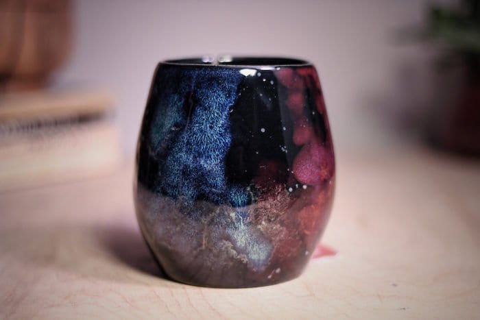 galaxy-inspired-ceramics cup
