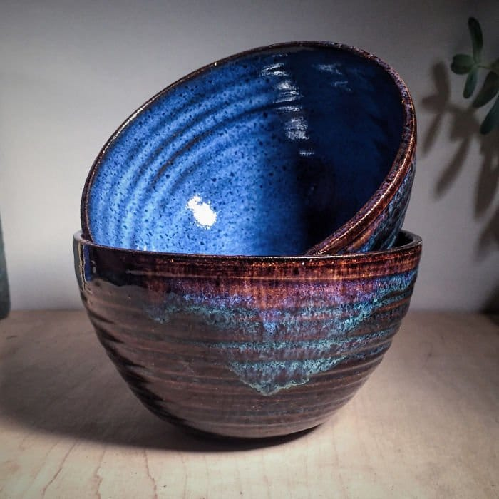 galaxy-inspired-ceramics large bowls