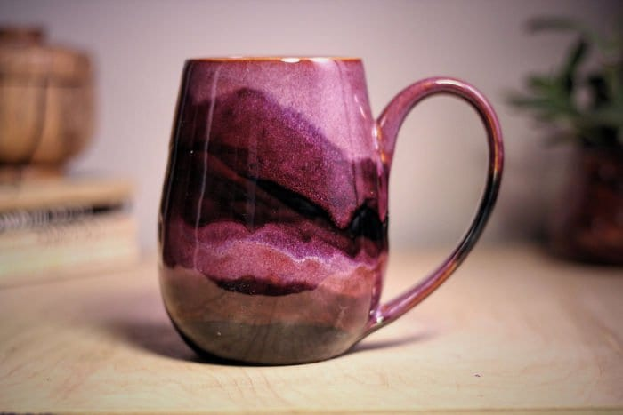 galaxy-inspired-ceramics pink mug