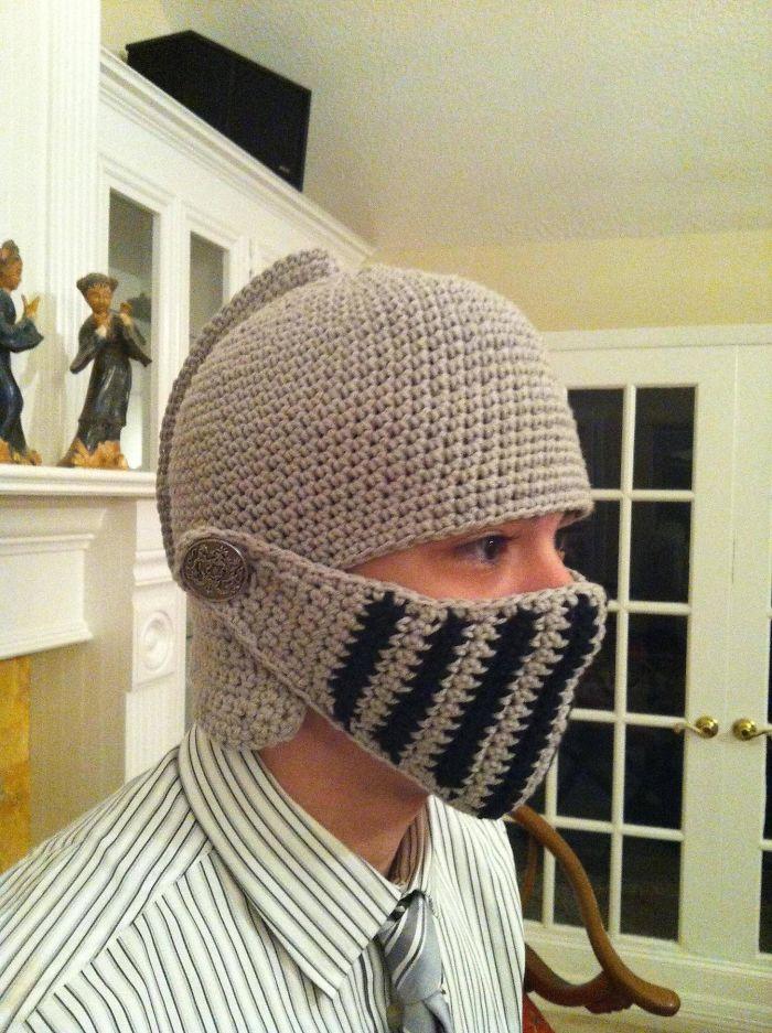 gift from grandma gladiator hat