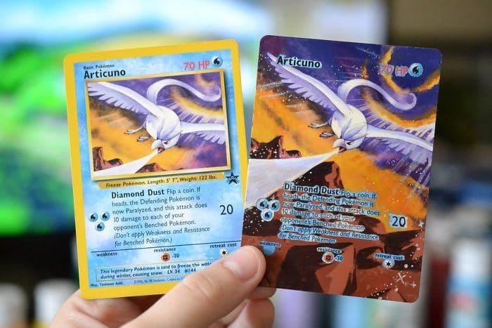 lunumbra pokemon cards articuno