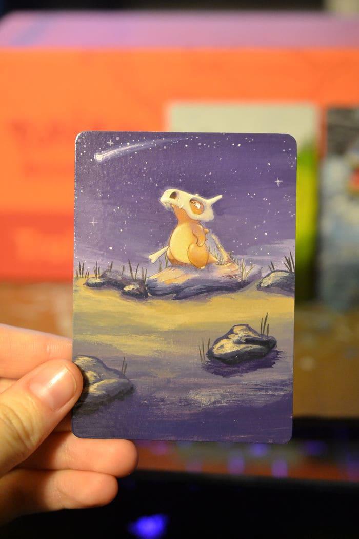 lunumbra pokemon cards cubone