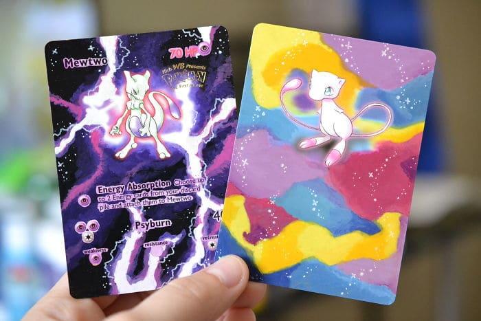 lunumbra pokemon cards mewto