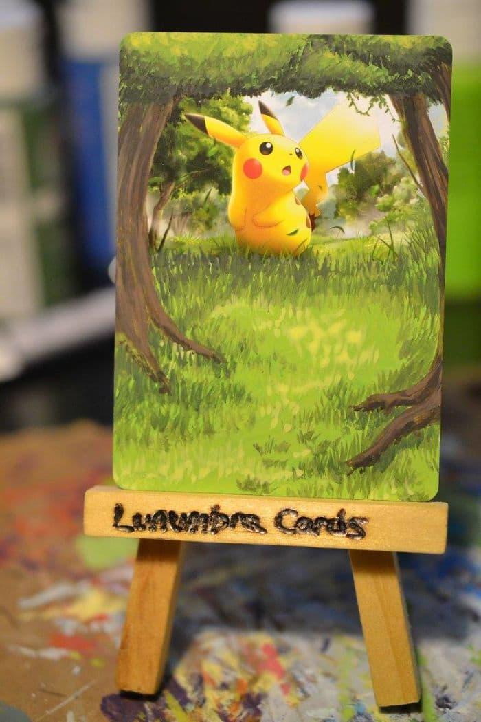 lunumbra pokemon cards pikachu