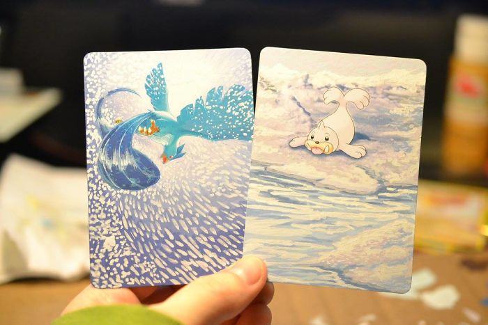 lunumbra pokemon cards seel