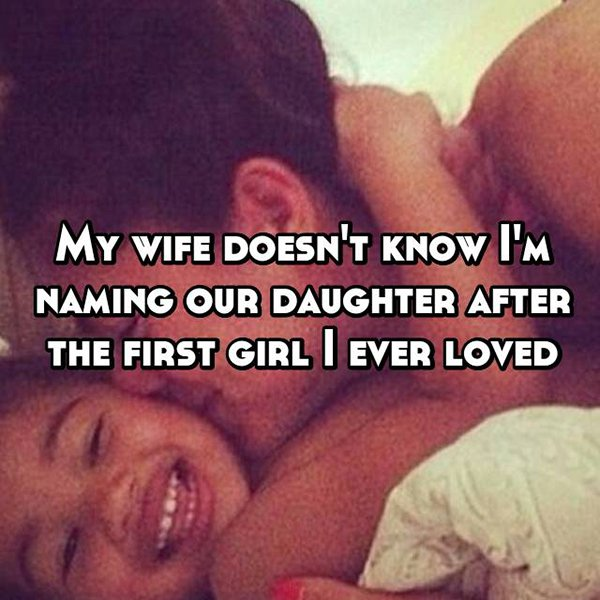 secrets in marriage naming our daughter after first love