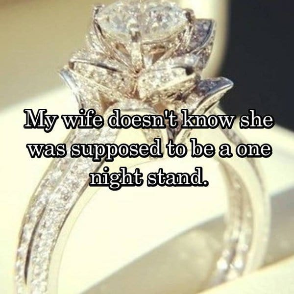 secrets in marriage one night stand