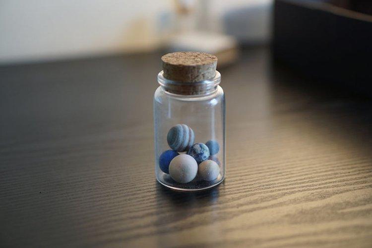 3d-planet-models-solar system in a bottle