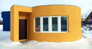 3d printed house apis cor