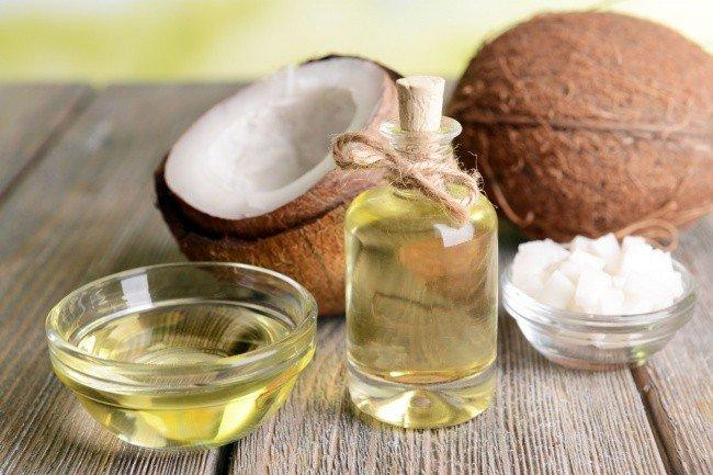 beauty hacks coconut oil