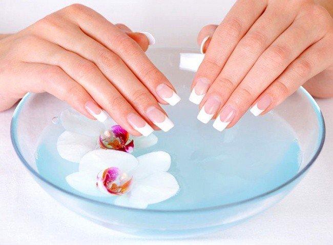 beauty hacks manicure