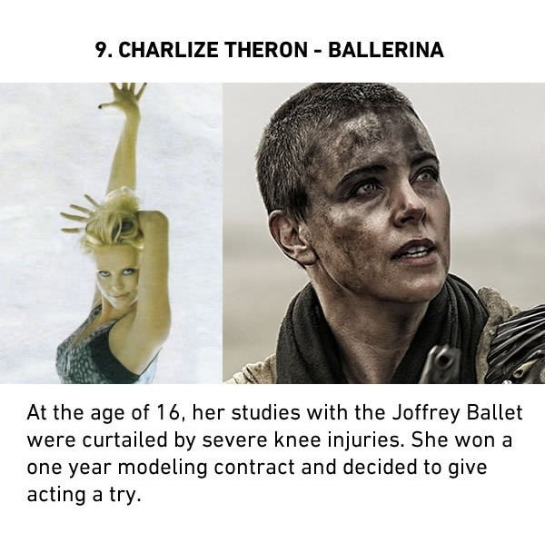 charlize theron ballerina