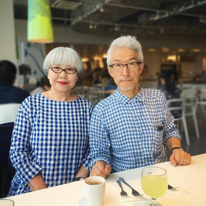 couple matching outfits checkered tops