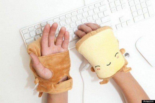 cute handwarmers