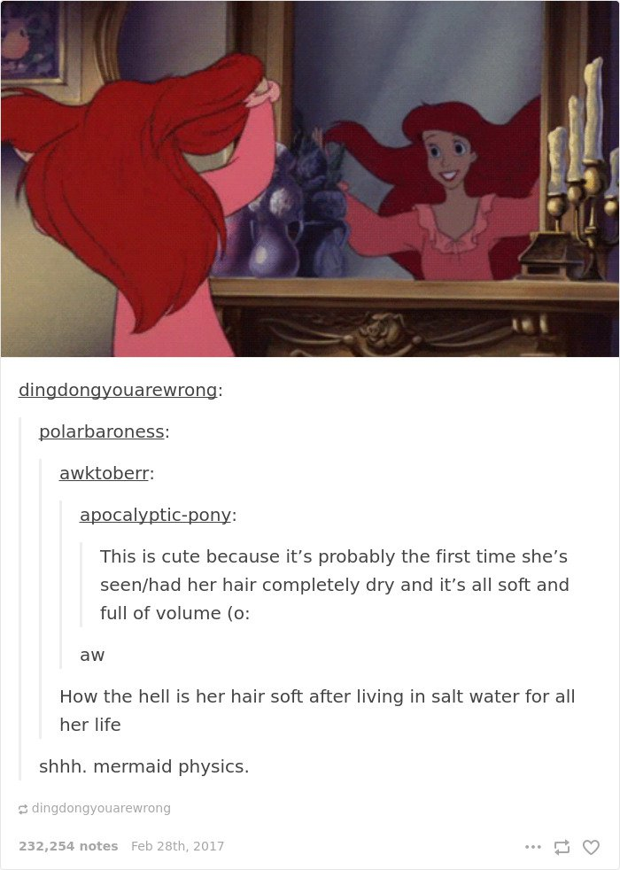 Hilarious Times Tumblr Opened Your Eyes About Disney