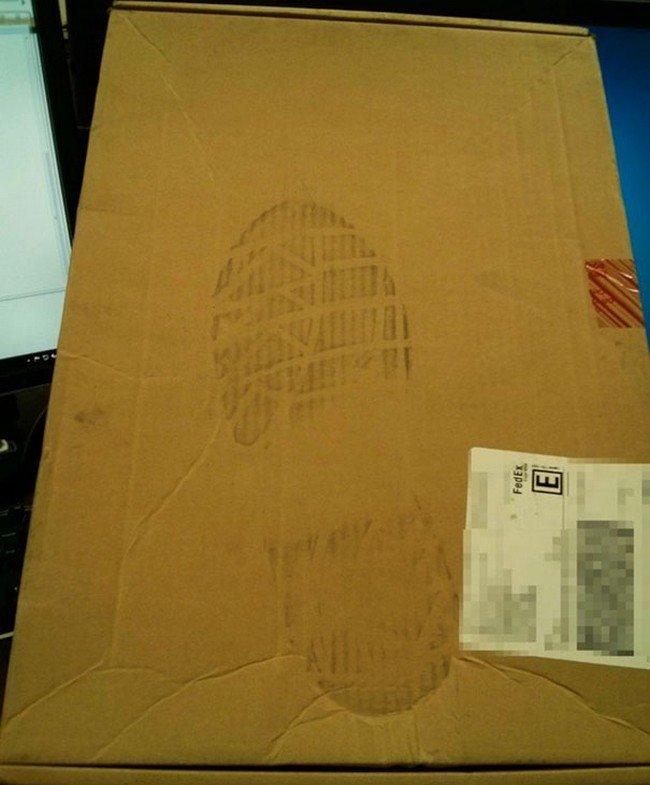 footprint box