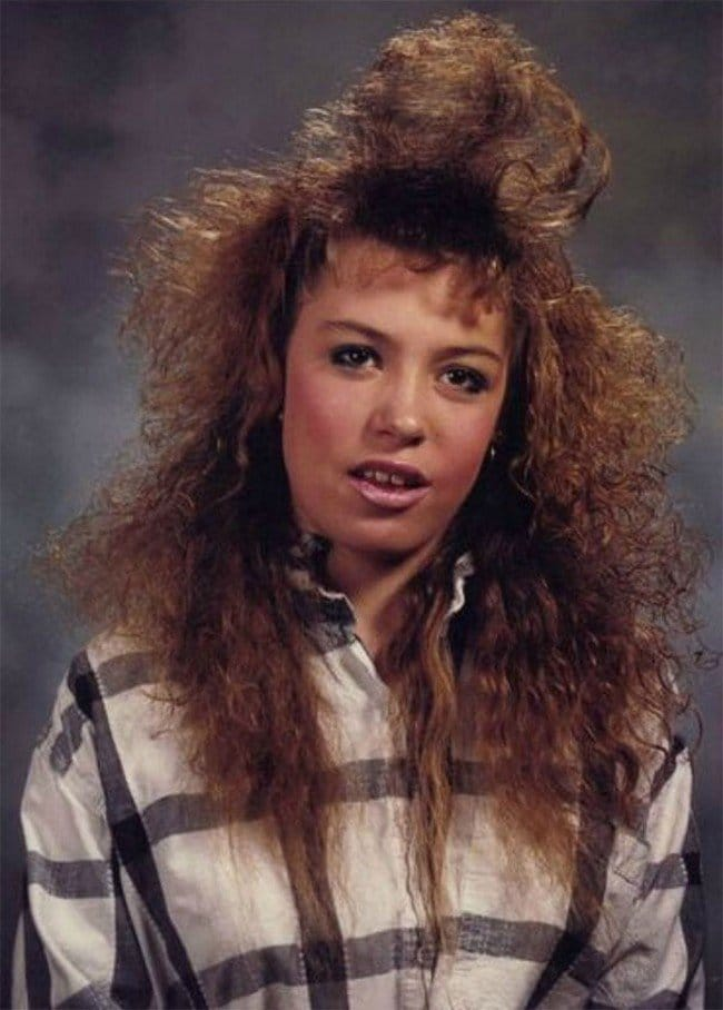 funny 80s 90s hairstyles big hair