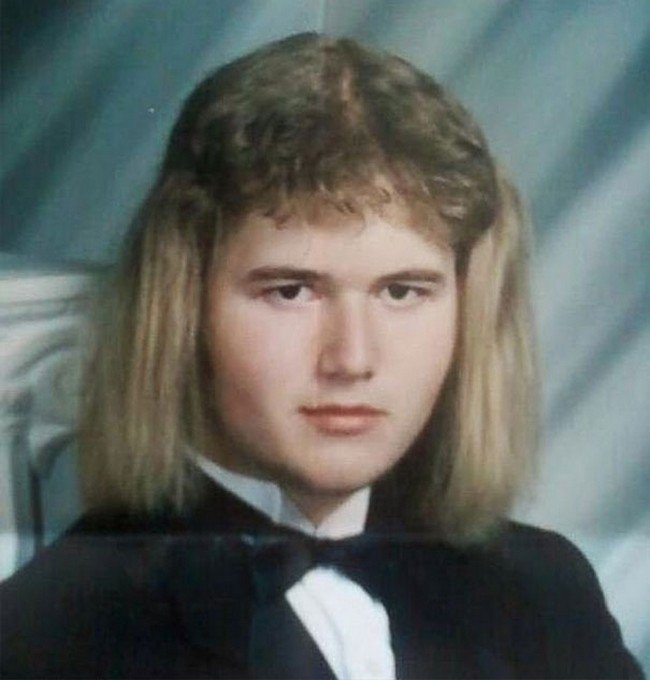 funny 80s 90s hairstyles bob
