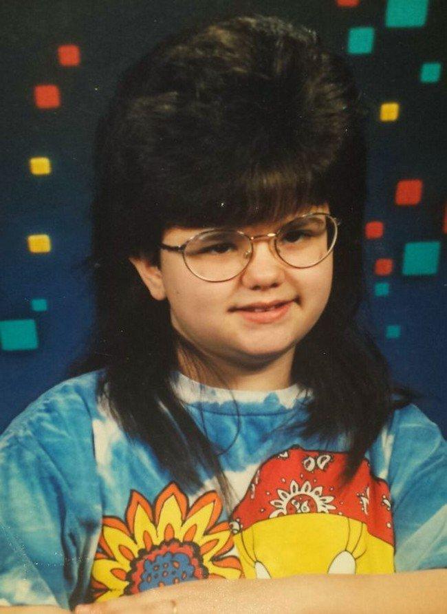 funny 80s 90s hairstyles huge dark
