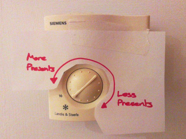 funny love notes thermostatfunny love notes thermostat