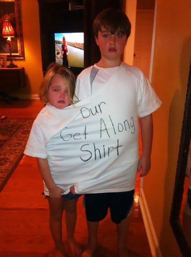 get along kids