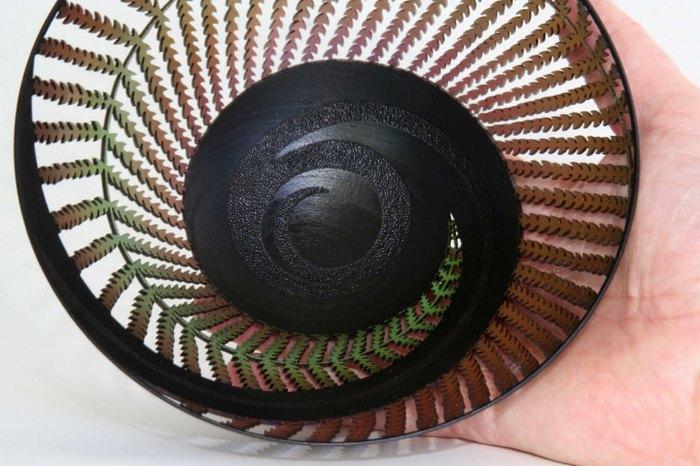 gordon pembridge wood carving spiral