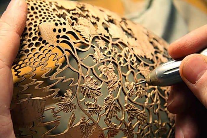 gordon pembridge wood carving