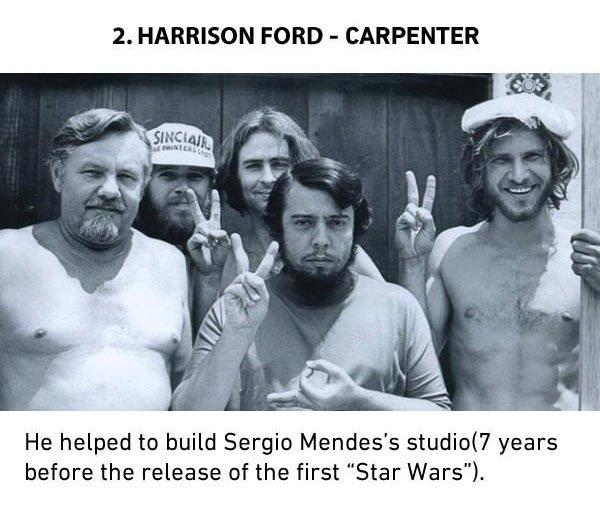 harrison ford carpenter