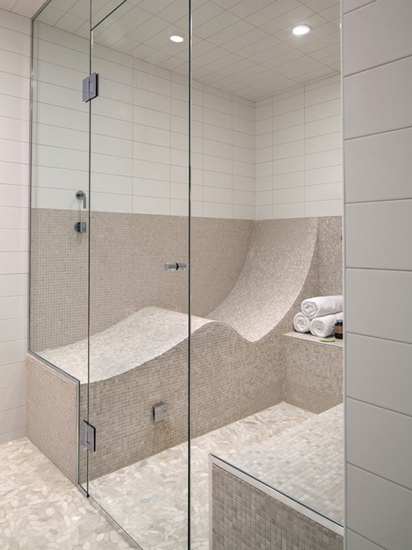 home improvements comfortable shower