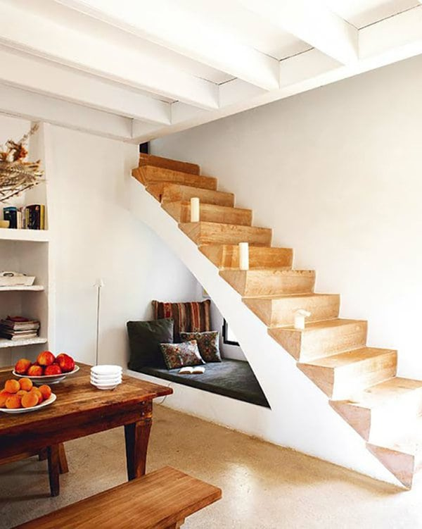 home improvements cozy nook