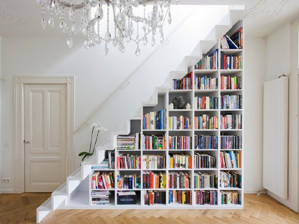 home improvements hidden book shelf