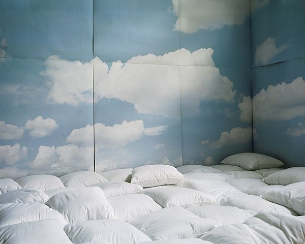 home improvements nap in clouds